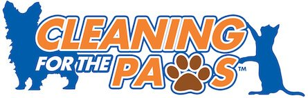 Cleaning for The Paws Logo Image