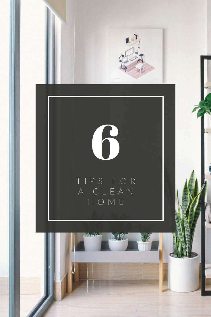 6 Tips for a Clean Home by Pristine Chem-Dry