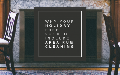 Why Your Holiday Prep Should Include Area Rug Cleaning